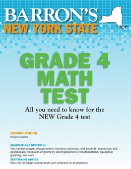 New York State Grade 4 Math Test, 3rd Edition