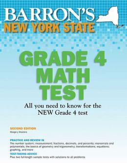 New York State Grade 4 Math Test, 3rd Edition