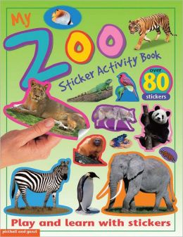 Zoo: Play and Learn with Stickers