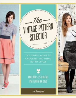 The Vintage Pattern Selector with CD-ROM