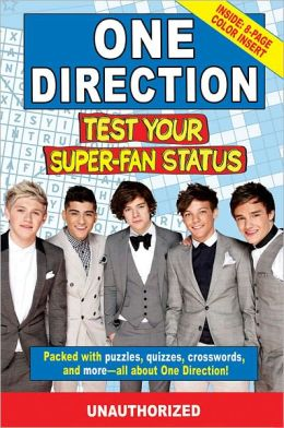 One Direction: Test Your Super-Fan Status