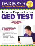 Book Cover Image. Title: Barron's GED, Author: Christopher Sharpe