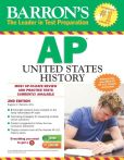Book Cover Image. Title: Barron's AP United States History, 2nd Edition, Author: Eugene Resnick M.A.