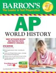 Book Cover Image. Title: Barron's AP World History, 6th Edition, Author: John McCannon