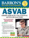 Book Cover Image. Title: Barron's ASVAB, 11th Edition, Author: Terry L. Duran