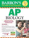 Book Cover Image. Title: Barron's AP Biology, 5th Edition, Author: Deborah T. Goldberg M.S.