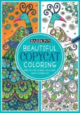 Book Cover Image. Title: Beautiful Copycat Coloring Book:  Pretty Pictures to Copy and Complete, Author: Cindy Wilde