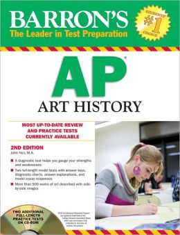 Barron's AP Art History with CD-ROM, 2nd Edition