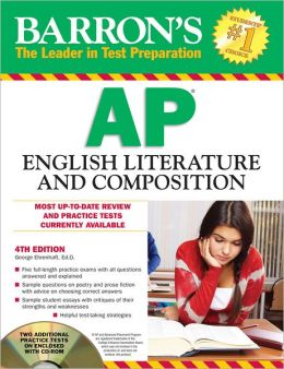 Barron's AP English Literature and Composition George Ehrenhaft