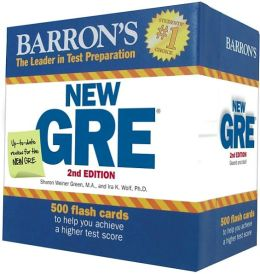 Barron's New GRE