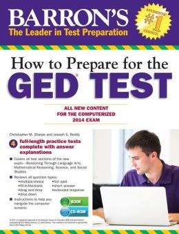 How to Prepare for the GED? Test (with CD-ROM): All New Content for the Computerized 2014 Exam