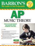 Book Cover Image. Title: Barron's AP Music Theory with MP3 CD, 2nd Edition, Author: Nancy Scoggin