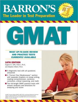 GMAT, 16th Edition