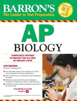 AP Biology, 4th edition