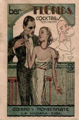 Bar la Florida Cocktails (1935 Reprint)