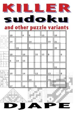 Killer Sudoku and Other Puzzle Variants