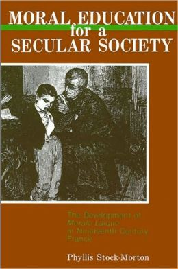 Moral Education for a Secular Society