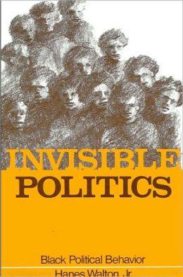 Invisible Politics