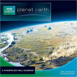 2011 Dateworks Wall - Planet Earth