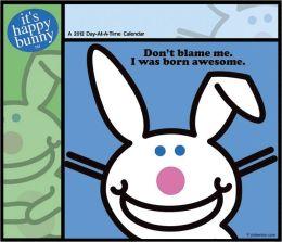 2012 It's Happy Bunny Box Calendar