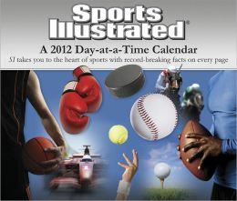2012 Sports Illustrated Sports Box Calendar