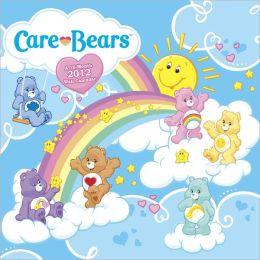 2012 Care Bears Wall Calendar