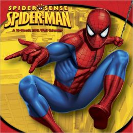 2012 Spider-Man - Comic Wall Calendar