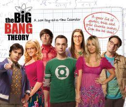 2014 The Big Bang Theory Boxed Calendar