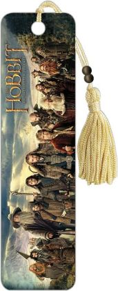 The Hobbit Group Shot Paper Bookmark