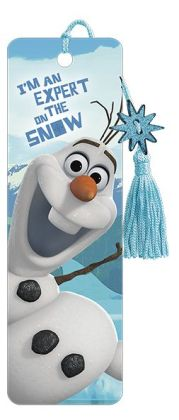 Frozen Olaf - Premier Bookmark