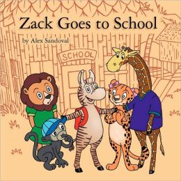 Zack Goes To School
