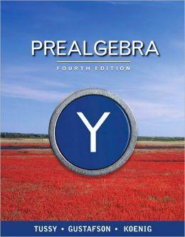 Prealgebra