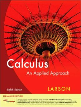 Calculus: An Applied Approach, Enhanced Edition (with Enhanced WebAssign 1-Semester Printed Access Card)