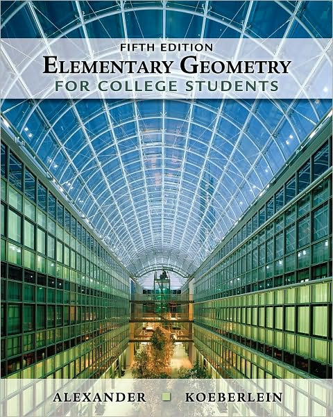 Free ebook download uk Elementary Geometry for College Students