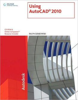 Using AutoCAD 2010
