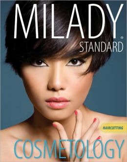 Haircutting for Milady Standard Cosmetology 2012