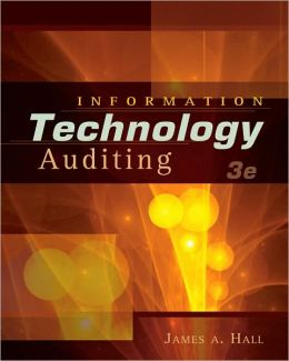 Information Technology Auditing (with ACL CD-ROM)