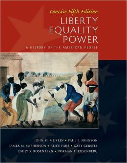 Liberty, Equality, Power: Concise