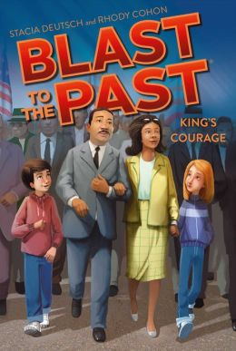 King's Courage (Blast to the Past Series #4)