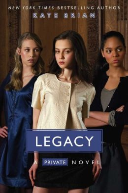 Legacy (Private Series #6)