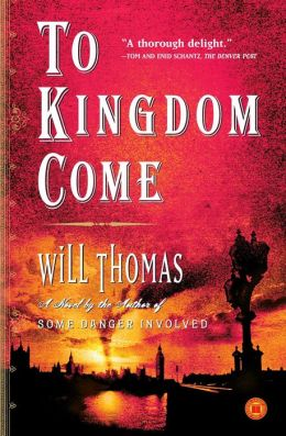 To Kingdom Come (Barker & Llewelyn Series #2)