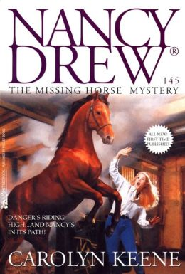 The Missing Horse Mystery (Nancy Drew Series #145)