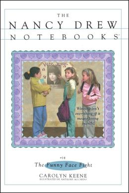Funny Face Fight (Nancy Drew Notebooks Series #14)