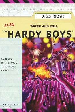 Wreck and Roll (Hardy Boys Series #185)