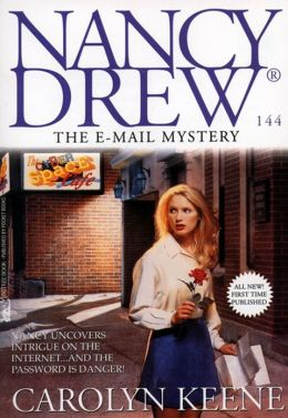 The E-Mail Mystery (Nancy Drew Series #144)