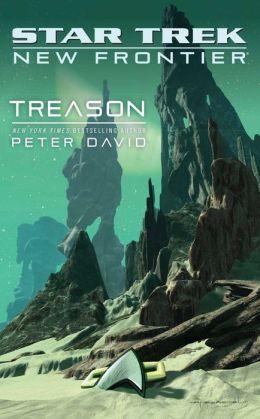 Star Trek New Frontier #17 - Treason