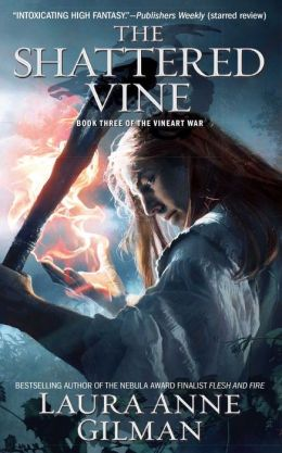 The Shattered Vine (Vineart War Series #3)