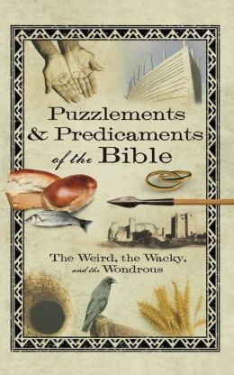 Puzzlements and Predicaments of the Bible: The Weird, the Wacky, and the Wondrous