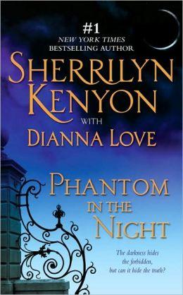 Phantom in the Night (BAD Agency Series #2)