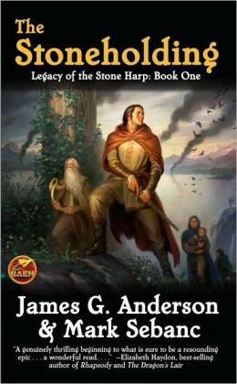 The Stoneholding (Legacy of the Stone Harp Series #1)